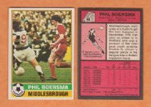 Middlesbrough Phil Boersma
